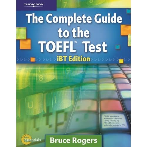 Complete Guide to the Toefl Test: IBT/E(Complete Guide to the Toefl Test) - Getting Down Under