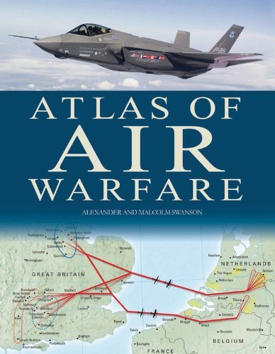 By Alexander Swanston - Military Atlas of Air Warfare (2014-05-16) [Hardcover] (Alexander Swanston)