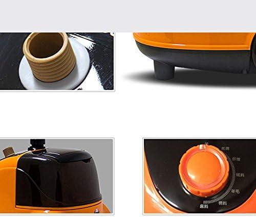 QFFL Vapeur verticale de vapeur de vêtement 6 vapeur 1800W / 2.2L accrocher la machine chaude couleur orange 330 * 290 * 230mm Défroisseur