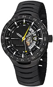 MomoDesign Race Master Automatic GMT Men's Black PVD Titanium Watch MD090BK-02BK-MB