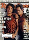 Rolling Stone December 11 1997 #775 Mick Jagger & Keith Richards/Rolling Stones Cover, REM, Sigourney Weaver and Winona Ryder in Alien Resurrection, The Verve