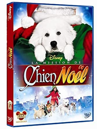dvd de noel La Mission de Chien Noël: Amazon.fr: Kaitlin Maher, Madison Pettis  dvd de noel