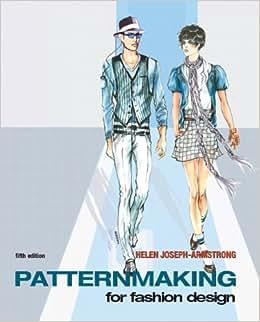 Patternmaking For Fashion Design Amazon