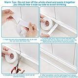 Tape Caulk Strip, Waterproof PVC Self Adhesive