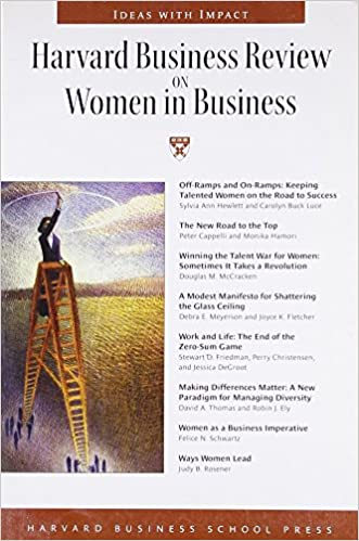 Harvard business review on women in business harvard business harvard business review on women in business harvard business review paperback series fandeluxe Images