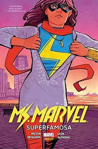 Ms. Marvel. Superfamosa