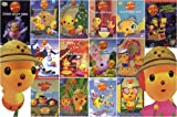 Rolie Polie Olie (14 pack) A Zoo Story / Detective Polie's Cookie Caper / Hypno Eyes / The Great Baby Bot Chase / The Great Defender of Fun / Zowie Soupy Hero / A Day at the Beach / An Easter Egg-Stravaganza / Polie Magic! / Olie's Ice Hockey Adventure / Scavenger Hunt / The Legend of Spookie Ookie / Happy Hearts Day! / A Rlie Polie Christmas