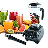 Homend 1400 Watt Commercial Blender, Professional Kitchen Juicer...