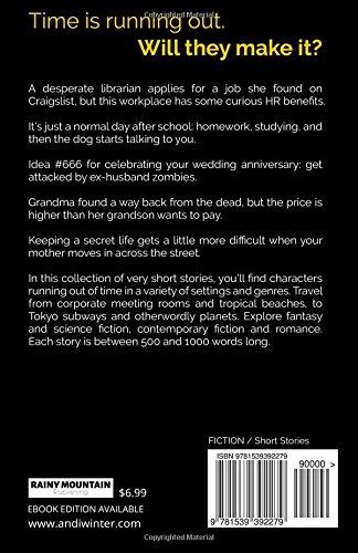 long long after school short story