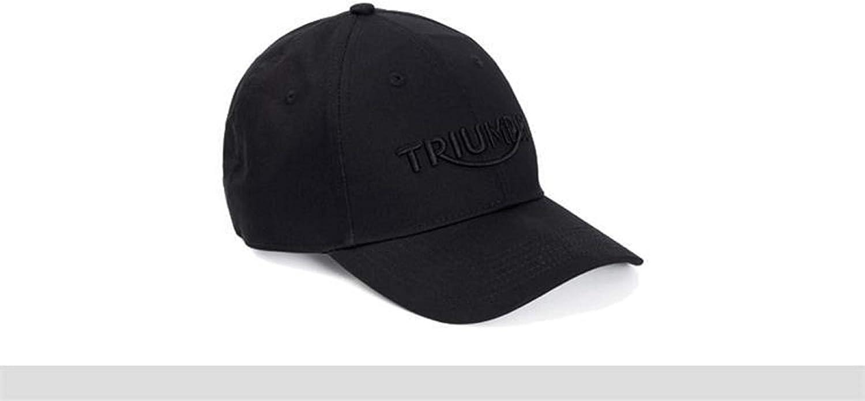 Genuine Triumph Motorcycles Mundsley Cap Black
