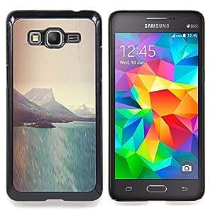 """Planetar ( Rasquetas de Big City View Horizonte"""" ) Samsung Galaxy Grand Prime SM-G530F G530FZ G530Y G530H G530FZ/DS Fundas Cover Cubre Hard Case Cover"""
