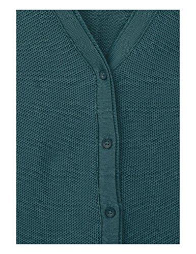 Cecil Gilet Green Emerald 11023 Femme Vert ST8WqfSwA