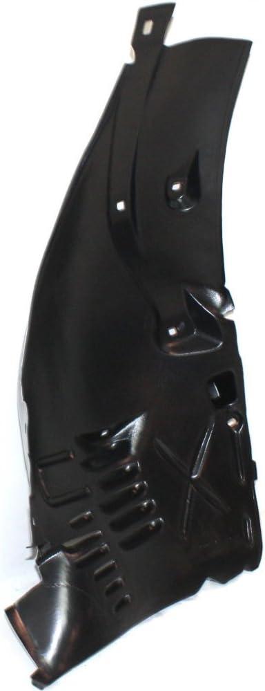Splash Shield Front Right Side Fender Liner Plastic Front Section Sedan for S-CLASS 00-06