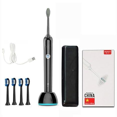 Cepillos de dientes eléctricos Limpiar los dientes como un dentista Impermeable Totalmente lavable Totalmente lavable 4