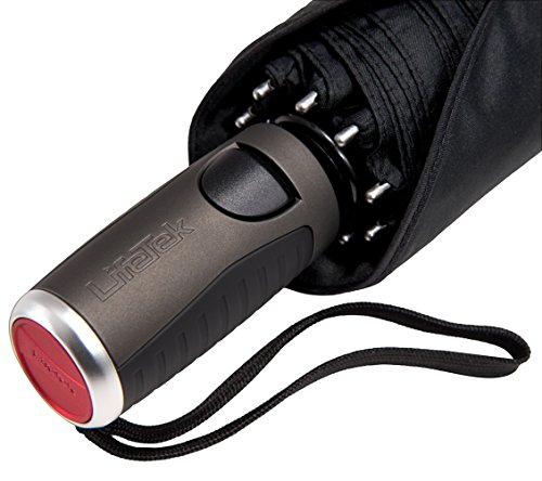 LifeTek Automatic Travel Umbrella Resistant product image