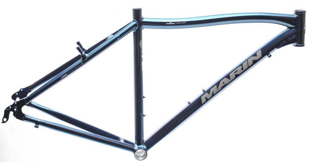 17'' MARIN SAN RAFAEL Hybrid Series City 700c Bike Frame Blue Ocean Alloy NOS NEW