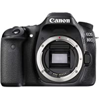 Canon EOS 80D DSLR Camera (Body Only)