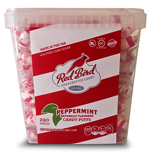 Soft Peppermint Puffs, 54 oz tub (290 -