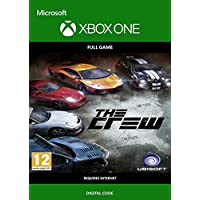 The Crew Digital Download Code for Xbox One