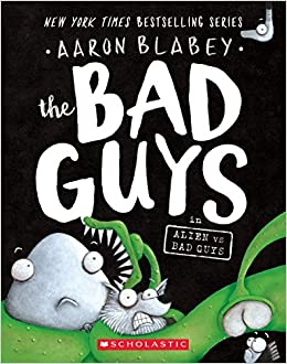 the bad guys aaron blabey amazon