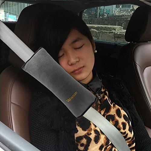 valuetom seatbelt headrest pillow cover shoulder pad comfy import it all. Black Bedroom Furniture Sets. Home Design Ideas