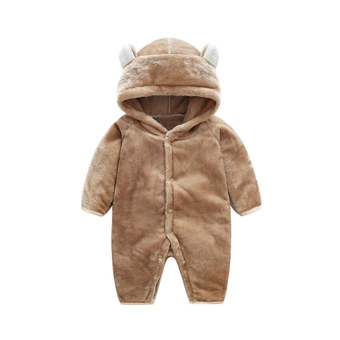 Bebé De Algodón Manga Larga Pierna Saco De Dormir Niños Pijamas De Una Pieza: Amazon.es: Ropa y accesorios