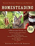 Search : Homesteading: A Backyard Guide to Growing Your Own Food, Canning, Keeping Chickens, Generating Your Own Energy, Crafting, Herbal Medicine, and More (Back to Basics Guides)