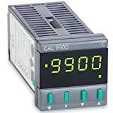 CAL Controls 99101F CAL 9900 Series 1/16 DIN Temperature Controller, 115 VAC, One Relay Output, Deg F
