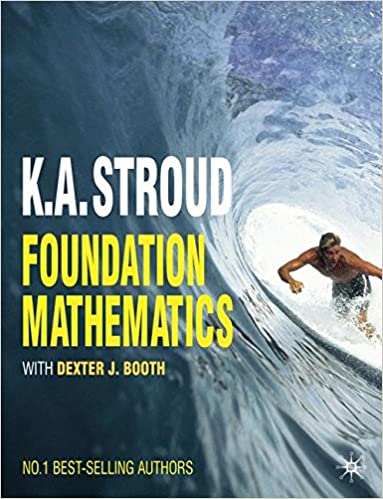 Amazon foundation mathematics 9780230579071 ka stroud foundation mathematics 2009th edition by ka stroud fandeluxe Gallery
