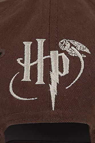 3 Marrón 9 Marrón Snapback Hogwarts Harry 4 Potter Express Cap aI6HHq