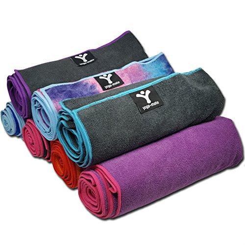 Yoga Mat Towel Sports Direct: Yoga Mate Perfect Yoga Towel