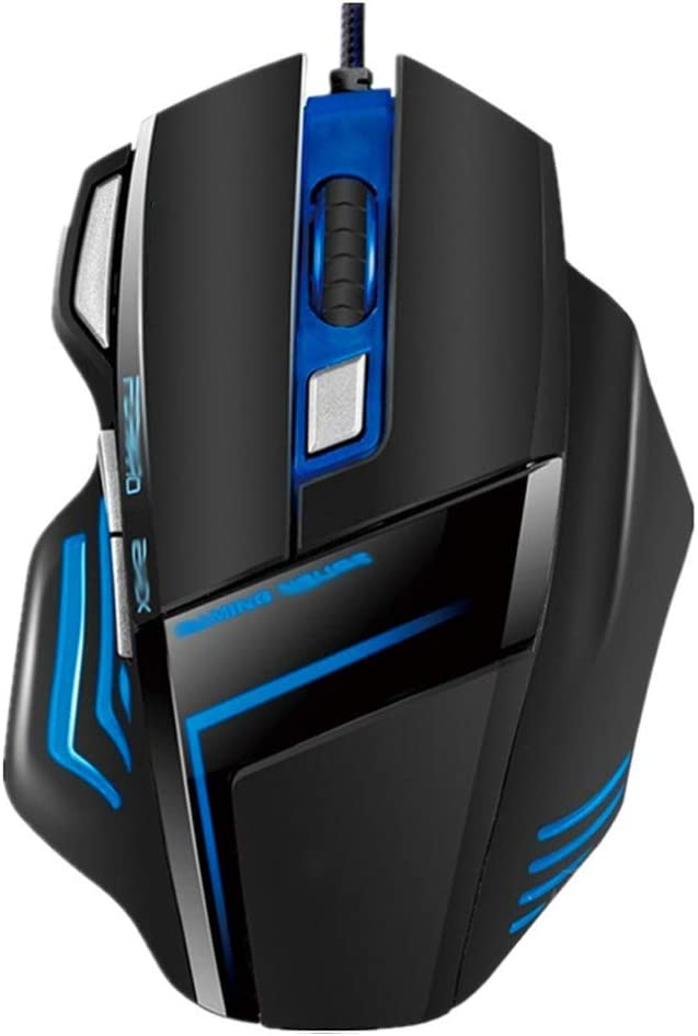 YYZLG Gaming Mouse Computer Optical Mouse-Picture1