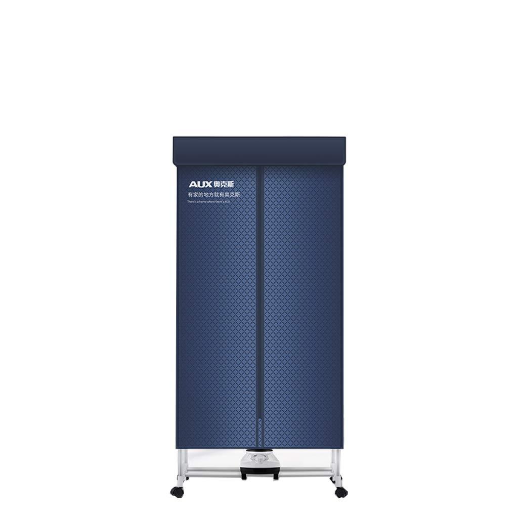 JIE KE 乾燥機、家庭用速乾性省電力型乾燥機、ステンレス二重層乾燥ラック、900W B07Q6Q559P