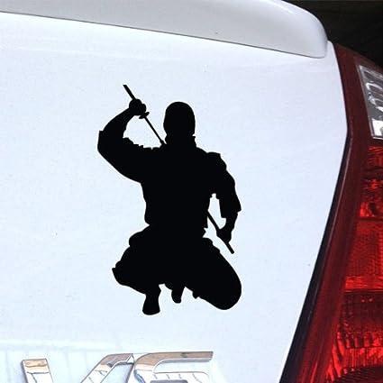 Amazon.com: Ninja Assassin Decal, for Laptop, Car, Choose ...