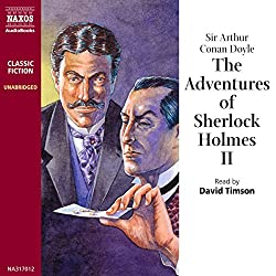 The Adventures of Sherlock Holmes II