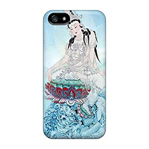 Iphone High Quality Tpu Case/ Hinduism Hmp18389qbjv Case Cover For Iphone 5/5s