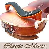 Classic Music Flamed Maple Shoulder Rest for Viola (16'-16.5')