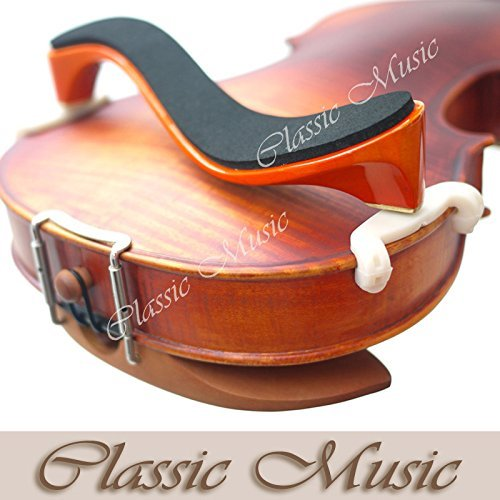 Classic Music Flamed Maple Shoulder Rest for Viola (16'-16.5') 4334275235