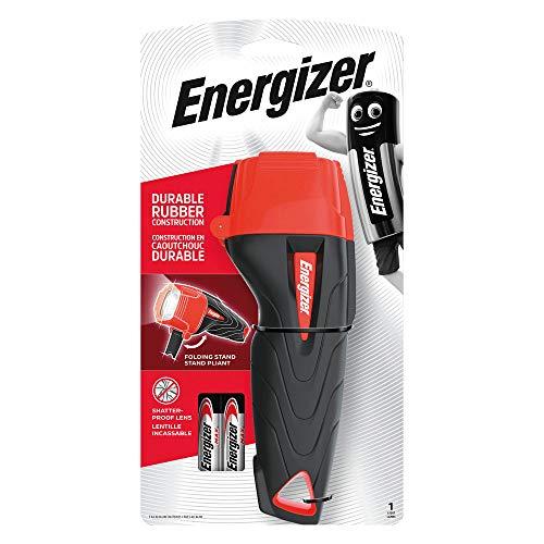 Energizer Impact – Linterna, color negro y rojo (632630)