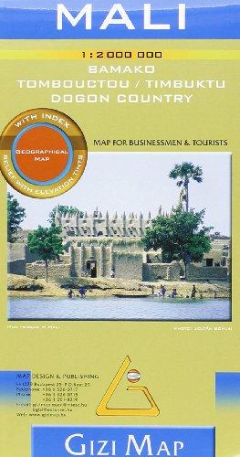 Mali Geogr 1: 2 000 000 (English and French Edition)