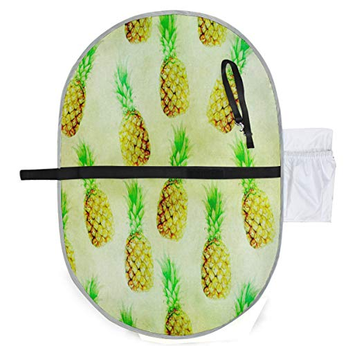 Changing Pad Pineapple Summer Baby Diaper Urine Pad Mat Personalized Girls Pee Pads Sheet for Any Places for Home Travel Bed Play Stroller Crib Car