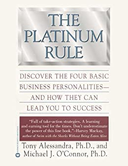 disc platinum rule behavioral style assessment