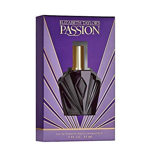 Passion By Elizabeth Taylor for Women, Eau De Toilette Spray, .5-Ounce