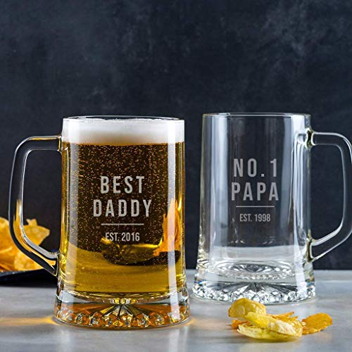 - Personalized Tankard -