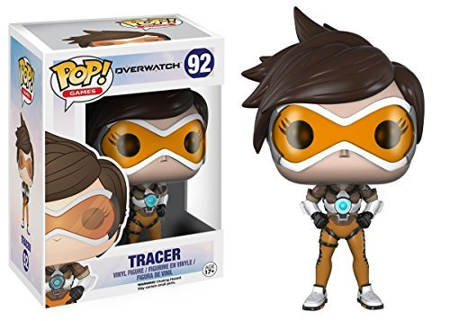 Funko Pop Games: Overwatch Action Figure Tracer