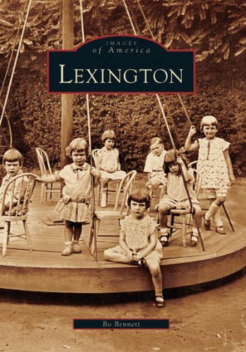 Lexington (NC) (Images of America)