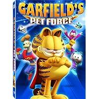 La fuerza de mascotas de Garfield