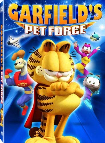 Garfield's Pet Force (Eagle Force Motor)