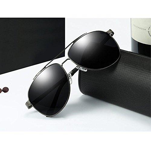 Anti para Conducción De Moda Gafas Reflejante Sol 2 2 Gafas Gafas Anti UV Color Sol De De Polarizadas Hombres Gafa De YQQ HD Gafas Deporte 5wqUyFI7RR