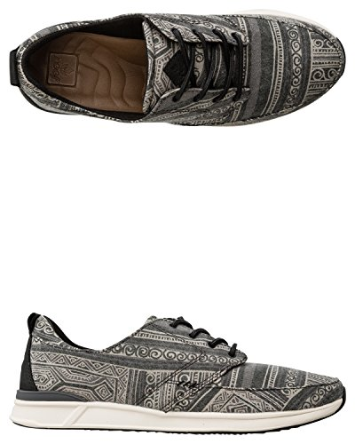 Reef Damen Rover Low Prints Sneaker black batik